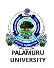 Palamuru University Degree Online Admissions 2020 Mahbubnagar PU DOST UG Notification Web Options