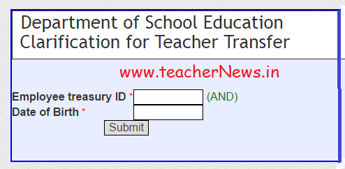 Clarification of AP Teachers Transfers 2017 Rationalisation/ Teachers Transfers Doubts