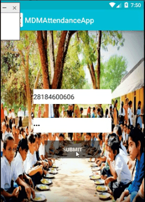 Update IMMS App (AP MDM App 2021-22) Download - IMMS Mid Day Meal Daily Report Online Entry Guidelines