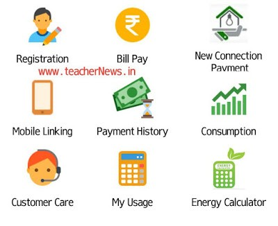 Your Electricity bills in Mobile App | Current Bill Pay in APSPDCL Mobile App