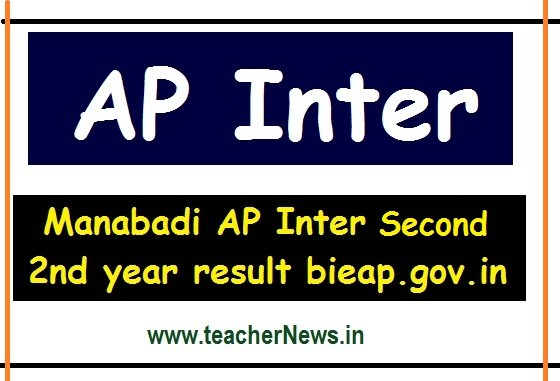 AP Inter 2nd Year Results 2020 - AP Intermediate Second Year Marks Manabadi, Schools9