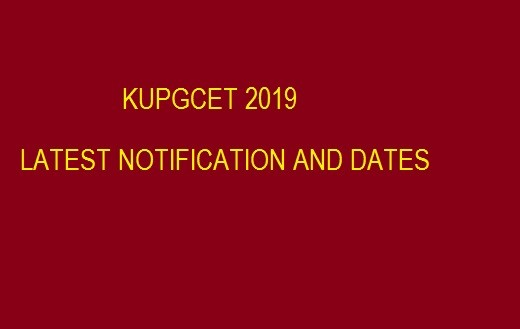 How to Apply KUPGCET 2019 | Kakatiya University PG Admissions WWW.KAKATIYA.AC.IN