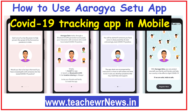 How to Use Aarogya Setu App | Covid-19 tracking app in Mobile
