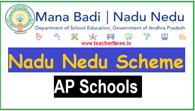 Nadu Nedu New website 2020 - Manabadi Nadu Nedu Site Change @manabadi.ap.gov.in