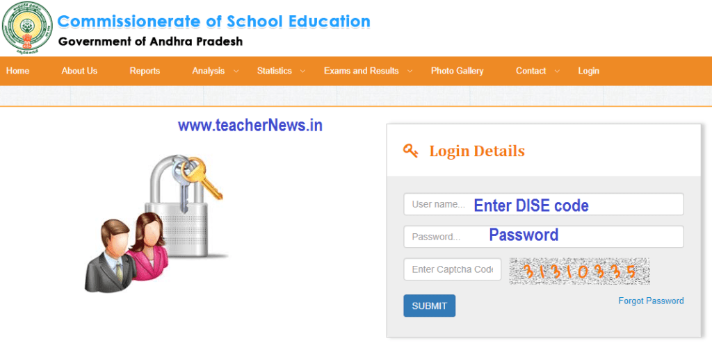Teacher Information System (TIS) Edit Process for Transfers at CSE Website