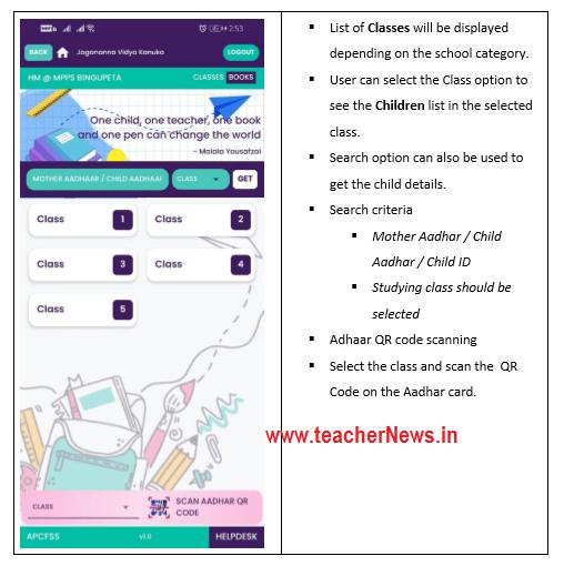 Jagananna Vidya Kanuka App User Manual