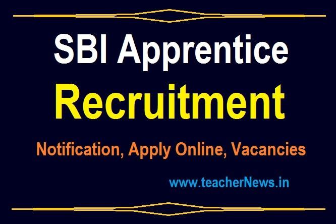 SBI Apprentice Apply Online for 8500 Posts Recruitment - Exam Pattern, Vacancies