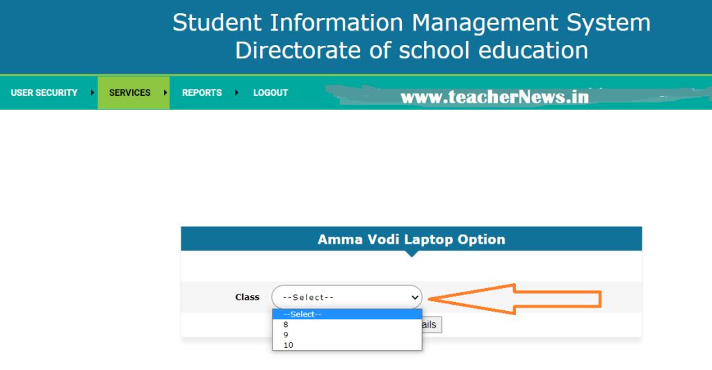 Ammavodi laptop Option