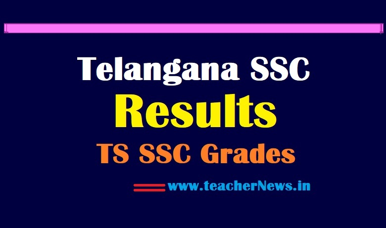 Telangana 10th Class Result 2021– TS SSC Grades 2021 download @ bse.telangana.gov.in